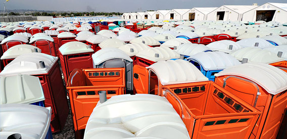 Champion Portable Toilets in Long Beach, CA